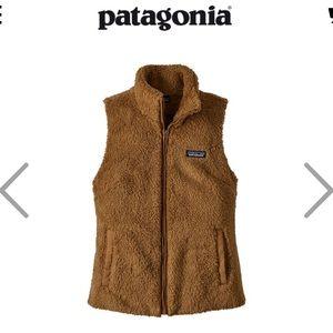 Patagonia Los Gatos fleece vest XL